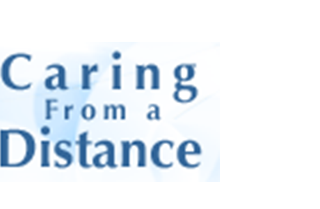 Caring From a Distance Logo