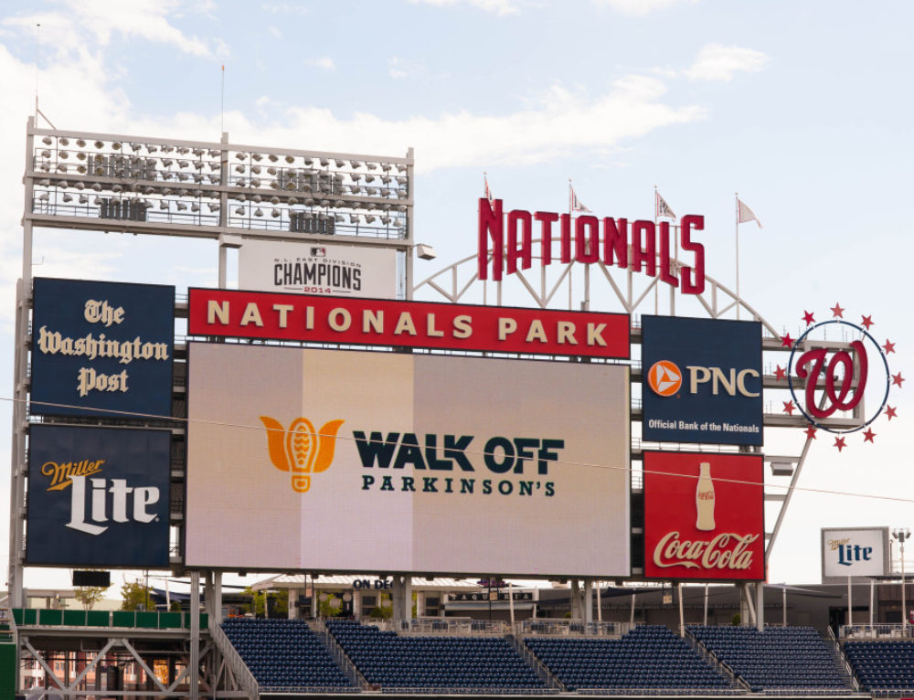 Lifematters has a ball at the 2015 Walk Off Parkinson's event!
