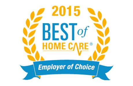 Best of Home Care Employer of Choice 2015