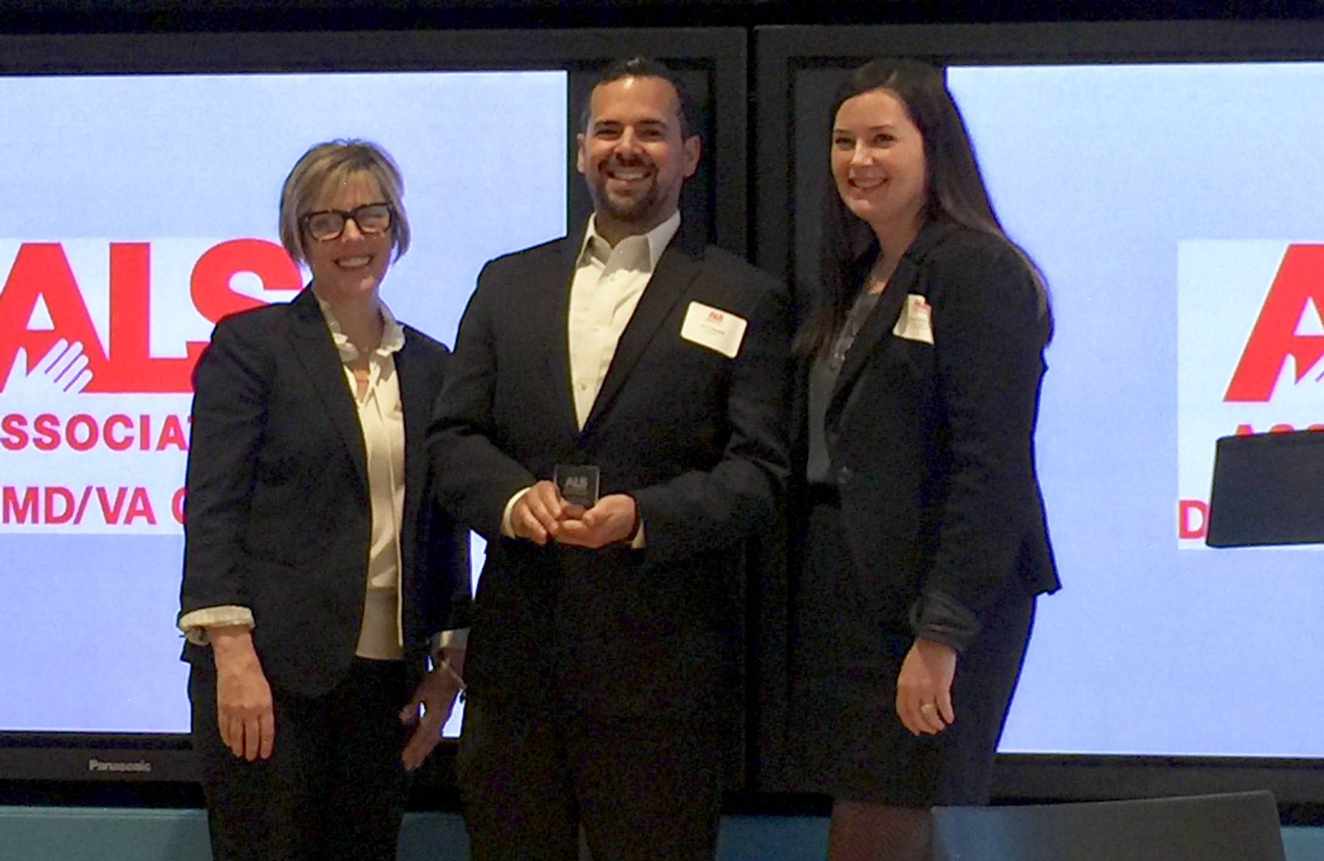 Lifematters Awarded by ALS Association