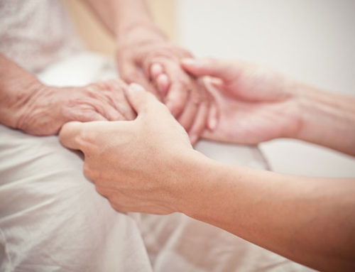 High-Touch Connection Key to Curing Social Isolation