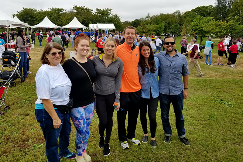 Lifematters at Walk to Defeat ALS 2017