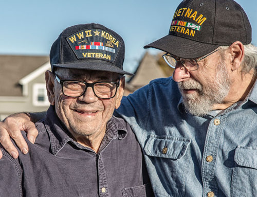 Veterans Can Receive VA-Covered In-Home Care