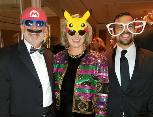Lifematters Gets into the Halloween Spirit at the Annual Arlington Free Clinic Gala