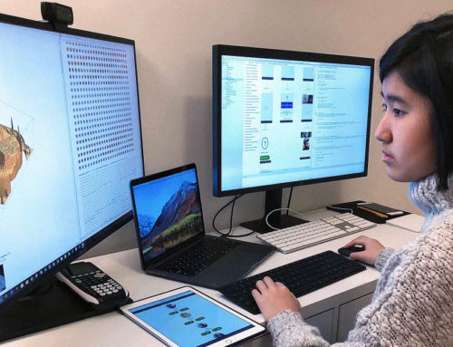 A 14-Year-Old Made An App To Help Alzheimer's Patients Recognize Their Loved Ones