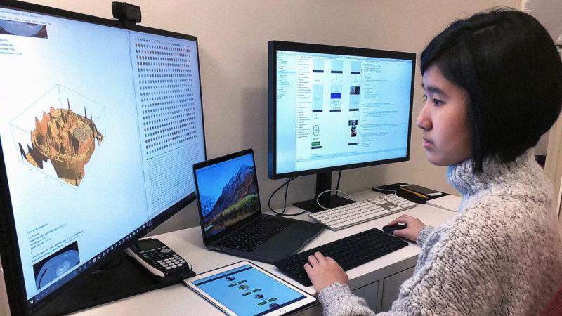 14 Year Old Creates Alzheimers App