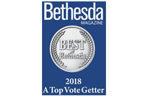 Best of Bethesda 2017 Top Vote Getter