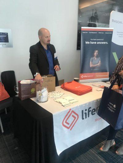 Peter at the 2018 ACMA Conference